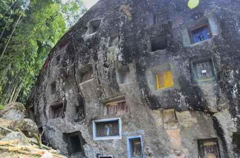 Tombeaux de Loko'mata, Pays Toraja, Sulawesi - Indonésie -