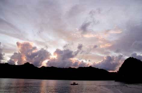 Littoral vers Pulisan, Sulawesi - Indonésie -