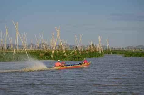 Lac Tempe, Sulawesi - Indonésie -