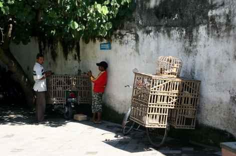 Ruelle de Jogja, Java - Indonésie -