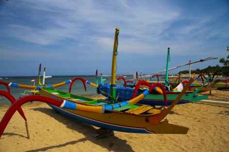 Littoral vers Sanur, Bali - Indonésie -