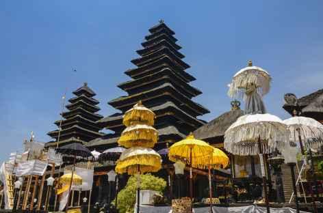 Temple de Besakih, Bali - Indonésie -