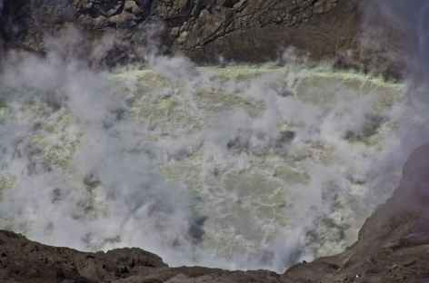 Cratère du Bromo, Java - Indonésie -