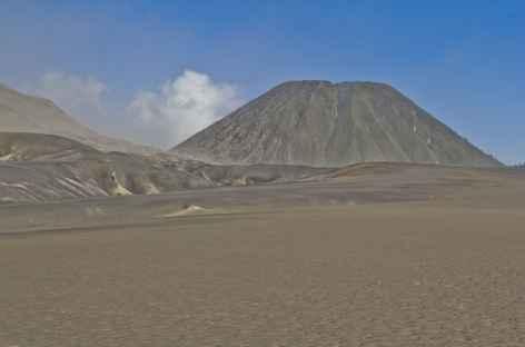 A proximité du volcan Bromo, Java - Indonésie -