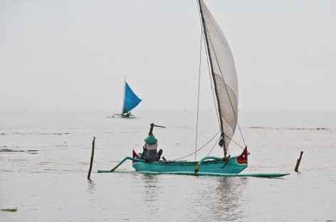 Côte est de Java avant Ketapang - Indonésie -