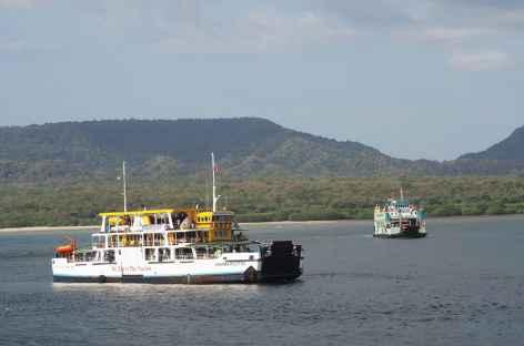 Ferry entre Java et Bali - Indonésie -