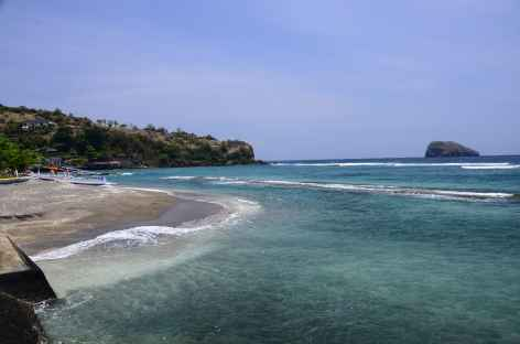 Côte vers Candidasa, Bali - Indonésie -