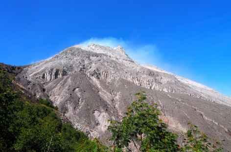 Volcan Merapi, Java - Indonésie -