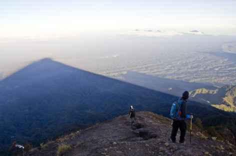 Descente du volcan Agung, Bali - Indonésie -