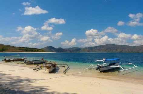 Les îles Gili - Indonésie -