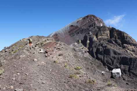 Montée au sommet du volcan Rinjani, Lombok - Indonésie -