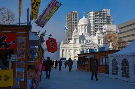Festival de la Neige à Sapporo, Hokkaido - Japon -