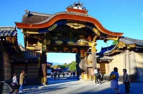 Château de Nijo-jo à Kyoto - Japon -