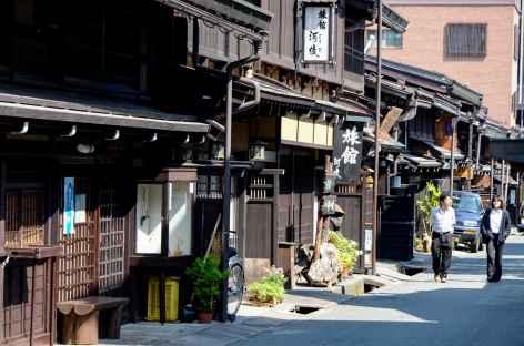 Vieille ville de Takayama - Japon -