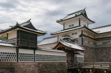 Château de Kanazawa, Honshu - Japon -