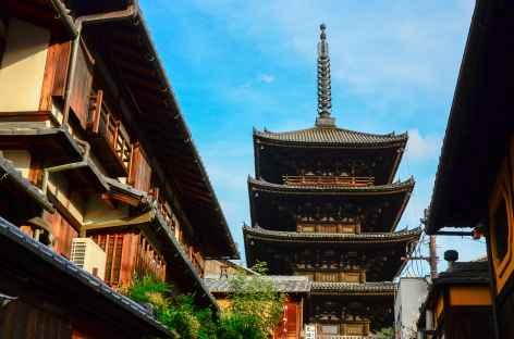 Quartier de Gion à Kyoto - Japon -