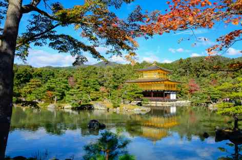 Pavillon d'Or, Kyoto - Japon -
