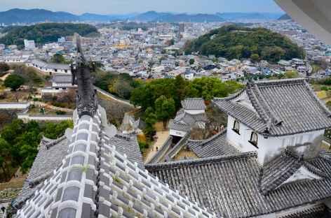 Château d'Himeji - Japon -