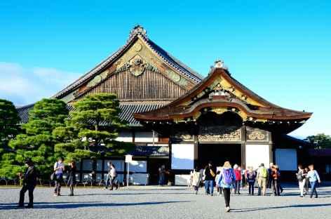 Château de Nijo-jo, Kyoto - Japon -