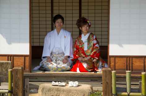 Jeunes mariés - Japon -