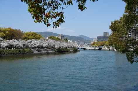Ville de Hiroshima - Japon -