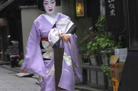 Une geisha - Japon -