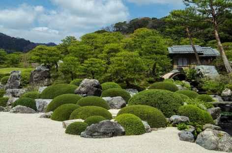 Jardin du musée d'art Adachi, Matsue - Japon -