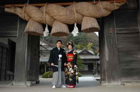 Sanctuaire shinto d'Izumo-Taisha - Japon -