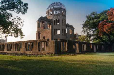 Mémorial de la Paix à Hiroshima - Japon -