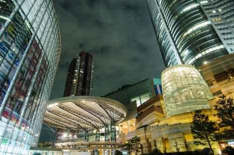 Architecture à Roppongi Hills, Tokyo - Japon -