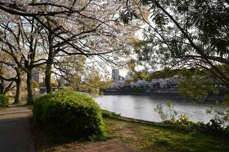 Hiroshima au printemps - Japon -