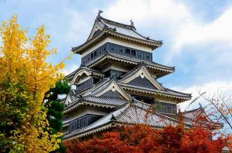 Chateau médiéval de Matsumoto - Japon -
