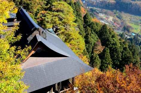 Temples de Yamadera - Japon -