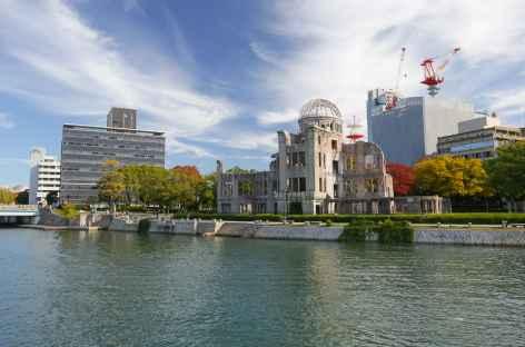 Dôme de la bombe A, Hiroshima - Japon -