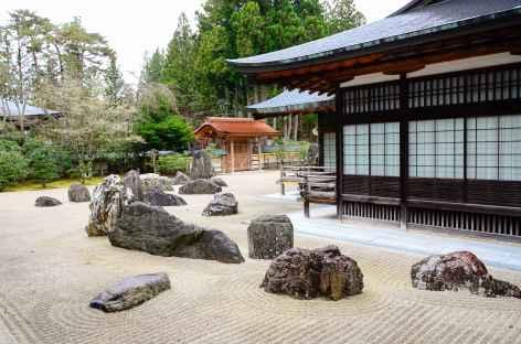 Monastère de Kongobu-ji, Koya San - Japon -