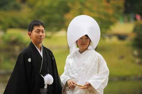 Mariage traditionnel japonais - Japon -