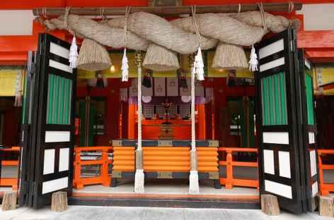 Sanctuaire sacré de Kumano Hayatama Taisha - Japon -
