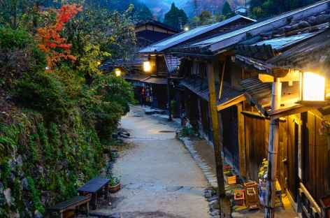 Village traditionnel de Tsumago - Japon -