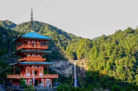 Cascade de Nachi, de 133 mètres de haut - Japon -