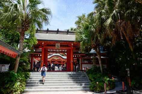 Sanctuaire shintoïste d'Aoshima  - Japon -