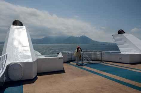 Ferry pour Kumamoto - Japon -