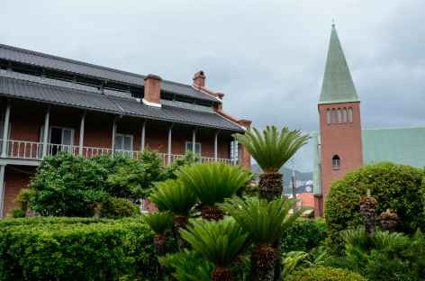 Héritage catholique à Nagasaki - Japon  -