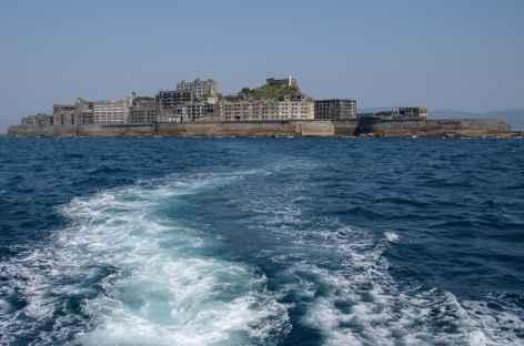 Excursion vers l'île fantôme de Gunkanjima - Japon -