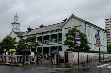 Centre-ville de Nagasaki - Japon -
