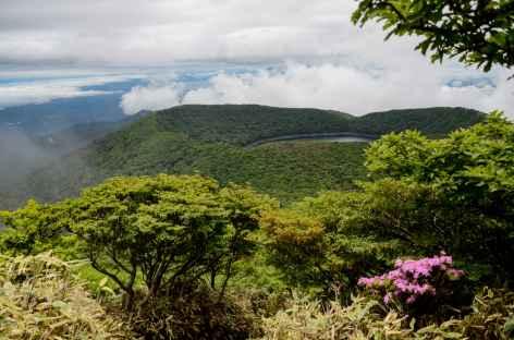 Rando menant au Mont Karakunidake (1700 m) - Japon -