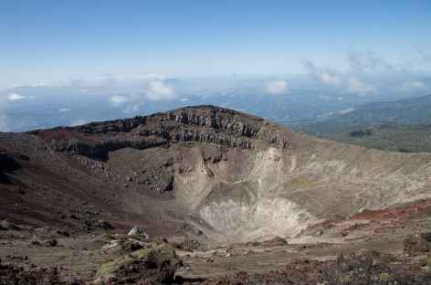 Cratère Ohachi - Japon -