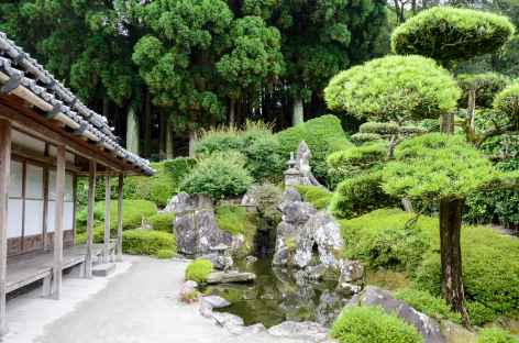 Belles maisons de samourais de Chiran - Japon -