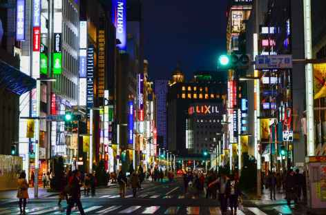 Tokyo by night - Japon -