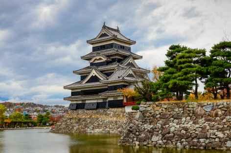 Château médiéval de Matsumoto - Japon -