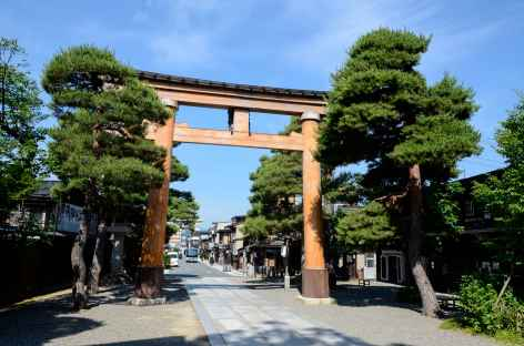 Ville de Takayama - Japon -